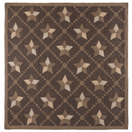 Farmhouse Star Twin Quilt 90x70