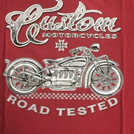 Motorcycle Road T-Shirt