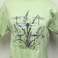 Dragonfly Lace T-Shirt