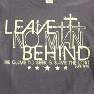 Leave No Man Behind T-Shirt