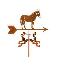 Mule Weathervane