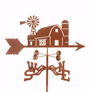 Farm Scene Weathervane