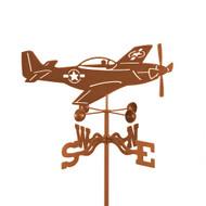 P-51 Weathervane