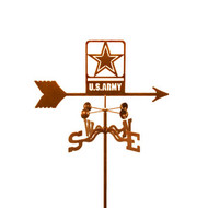 Army (New) Weathervane