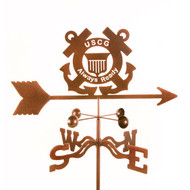 Coast Guard Weathervane