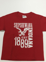 Ship Eagle Red Youth