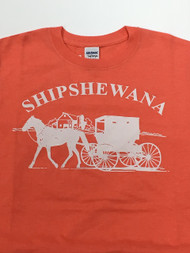 Shipshewana Logo Orange