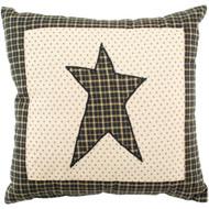 Kettle Grove Filled Pillow Star 16x16