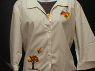 Fall 3/4 Sleeve Shirt