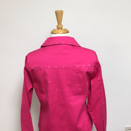 Just My Style Jacket  - Fuchsia