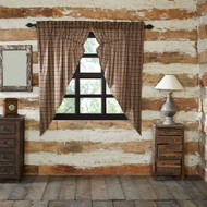 Wyatt Prairie Curtain Lined Set of 2 63x36x18