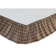 Wyatt Queen Bed Skirt 60x80x16