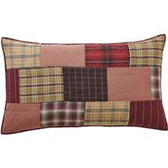 Wyatt Luxury Sham 21x37