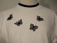 BW Butterfly Sweatshirt