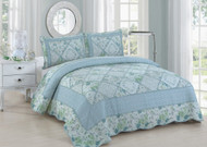 Beverly King Quilt SET