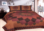 Alexandria Queen Quilt SET