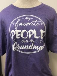 Call Me Grandma Tee