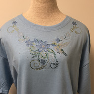 Royal Hummingbird T-Shirt