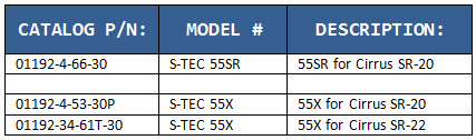 used-sales-s-tec-55-part-number-tables.jpg