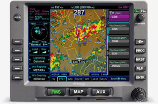 Avidyne IFD510 Touch Screen 10W GPS/WIFI/BT/FLTA (Install Kit Included)