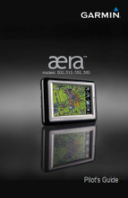 Garmin aera 560 Owner's Manual