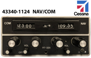 Aircraft Radio and Control RT-328T Nav/Comm