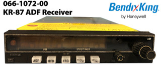 Bendix King KR-87 ADF Receiver