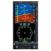 Evolution E5 Dual Electronic Flight Instrument