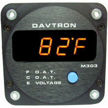 Davtron M303-2 Digital Temperature Gauge