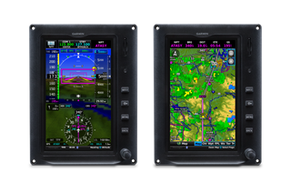 "Garmin G3X Touch for Certificated Aircraft Dual 7"" Portrait"