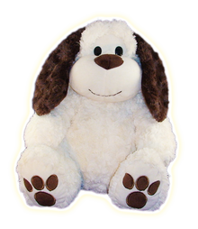 """""""Buttons"""" the Dog (16"""")"""
