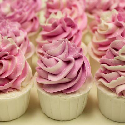 Bubble Bath Cupcakes Black Raspberry Vanilla