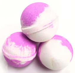 Bath Bombs~Bauble Balls~ Strawberries & Champagne