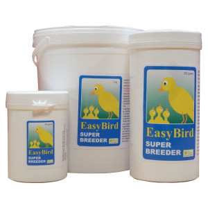 Supplement for breeding birds.