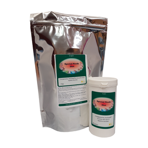 Supplement for birds with serious digestive problems.