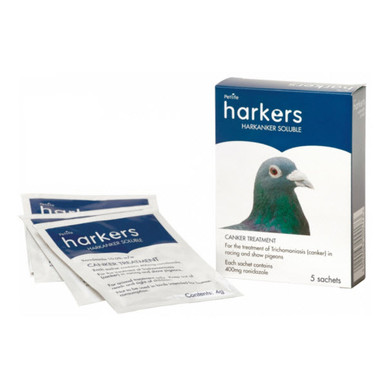 For the treatment of Trichomoniasis in birds (Canker).  Added into drinking water, this treatment for Trichomoniasis in birds provides a cost effective and hassle free option for dealing with Trichomoniasis.