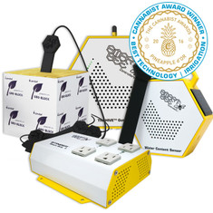 SmartBee Irrigation Base System - Cannabist Award winner