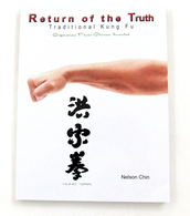 Return of the Truth - Book