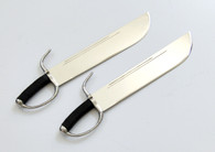 Chinese Wrap Handle Butterfly Knives