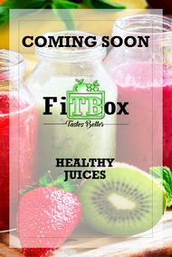 Healthy Juices - COMING SOON