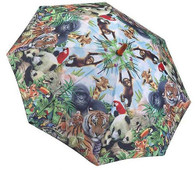 Kid's Animal Kingdom Umbrella