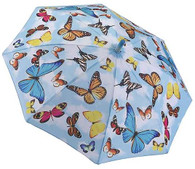 Kid's Butterflies Umbrella