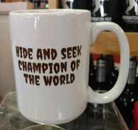 Hide & Seek Champion Mug