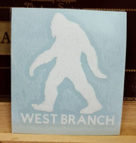WB Bigfoot Decal