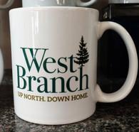 West Branch Up North Mug