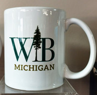 WB Michigan Mug