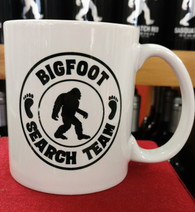Bigfoot Search Team Mug