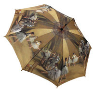 "Degas ""Ballet Lesson"" Umbrella"