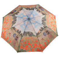 "Monet ""Poppy Fields"" Umbrella"