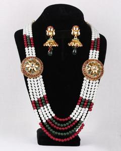 Rajwadi Necklace Set